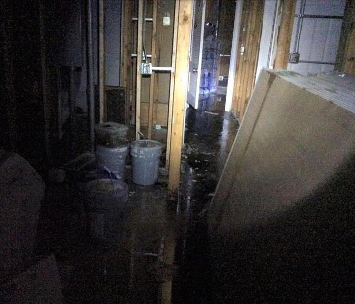 Help for Home Builder with Water Damaged Building in Bartlett, TN